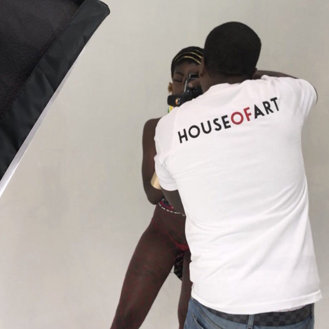 House Of Art #BTS